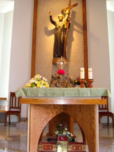 St. Gaspar Statue in the Chapel.jpg