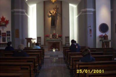 View of the inside of the Adoration Chapel.jpg